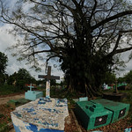 Livingston Cemetery, Graves - Guatemala
