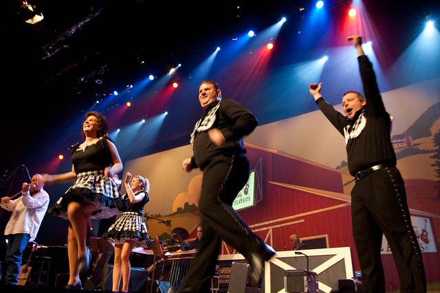 Grand Ole Opry Dancers by CC user laurenprofeta on Flickr