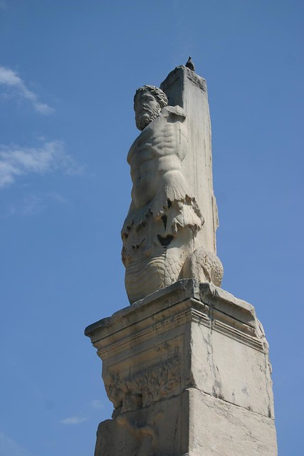 Athens greek statue of poseidon flickr photo sharing - Poseidon statue greece ...