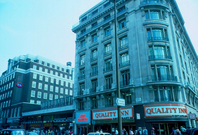 1976 - London - Oxfordstreet
