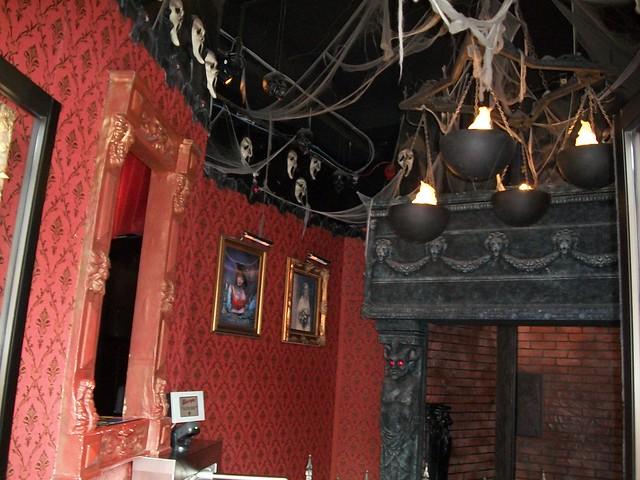 haunted house inside ideas