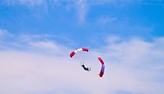Canadian Forces SkyHawks Parachute Team 6