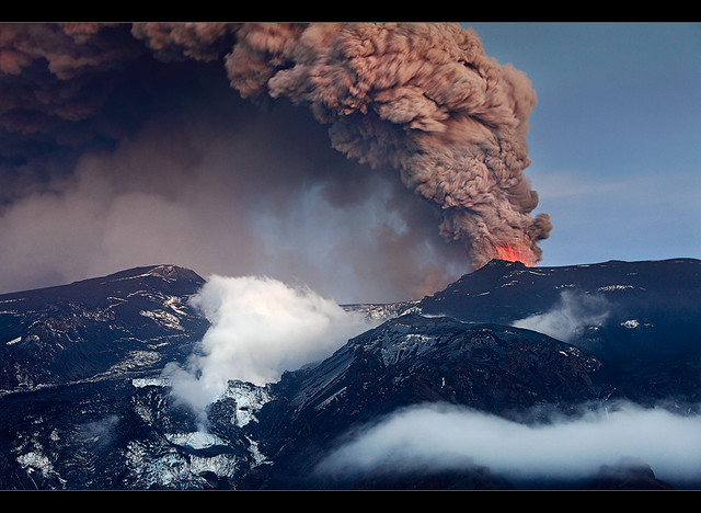 The Big Icemelter - Eyjafjallajökull Eruption