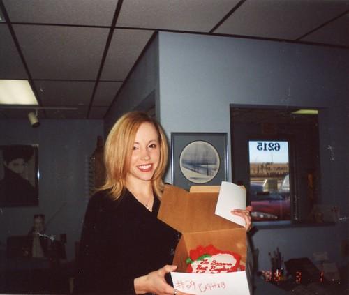 Brittny-Valentines day OU cake-2005