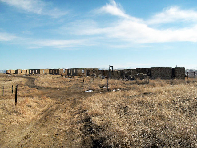 Wyoming Ghost Towns