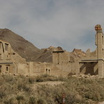 Ghost Town of Rhyolite, Nevada (12)