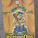 Vintage Playskool Cabbage Patch Kids Collectible ButtonOns  (2) by Living Mi Vida Loca