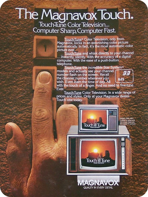 Magnavox TV Ad, 1976