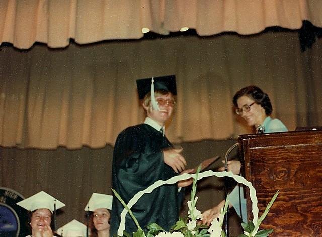 1977_Dennis_Graduation