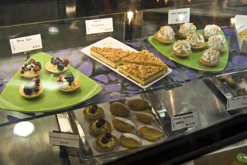 Absynthe Bakery Window display