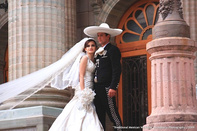 Traditional Mexican Wedding