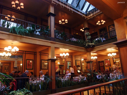 Café du commerce, Paris