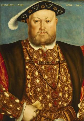 Henry VIII, King of England