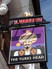 Greater London Pub Signs