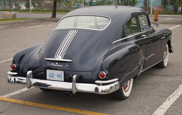 1950 pontiac streamliner six 2 door flickr photo sharing for 1950 pontiac 2 door
