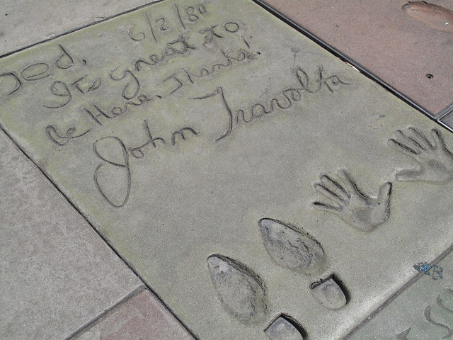 Grauman's Chinese Theater: Movies and Celebrity Footprints ...
