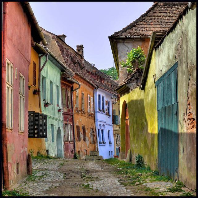 H. D. Romania