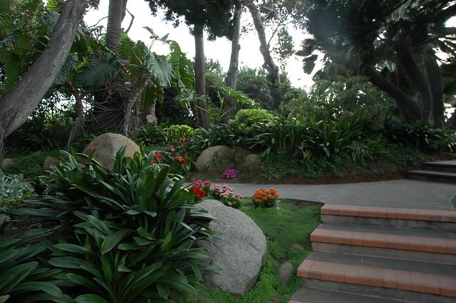 Meditation Garden Self Realization Fellowship Encinitas California Usa 3280 Flickr