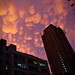 The sky after tonight's storm by Barry Yanowitz