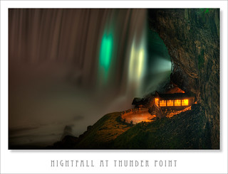 Nightfall at Thunder Point