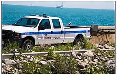 Police Truck 6398