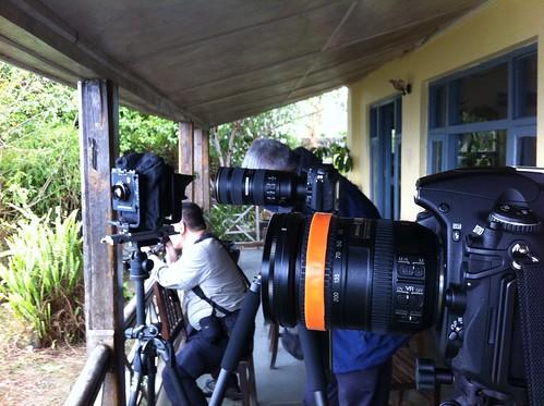 Our camera setup
