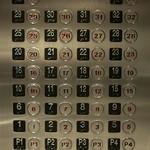 Numérotation des étages