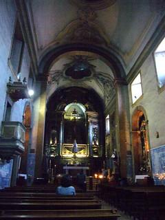 Capela e Convento das Flamengas - Old Lisbon monastery