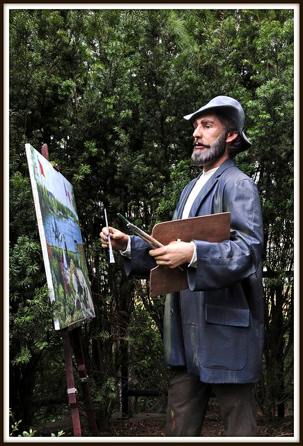 Monet and j seward johnson flickr photo sharing for John seward johnson i