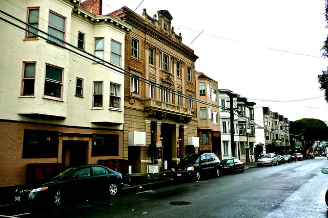 Restaurants Near Club Fugazi San Francisco