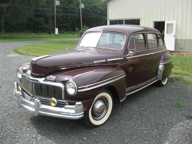 1948 mercury 4 door sedan flickr photo sharing for 1946 mercury 4 door sedan