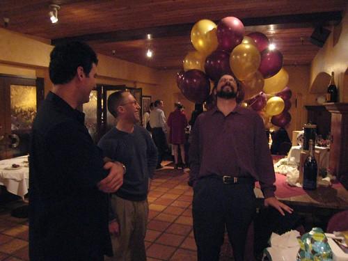 John Steinberg's Birthday Party, Kuleto's T… IMG_7980
