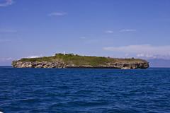 Pescador Island, March 29, 2009