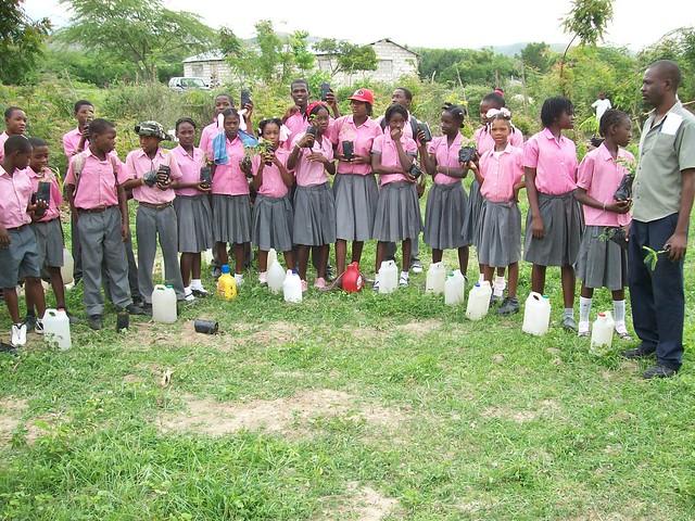 Haiti 2009 Archaie Reforestation   Flickr - Photo Sharing!