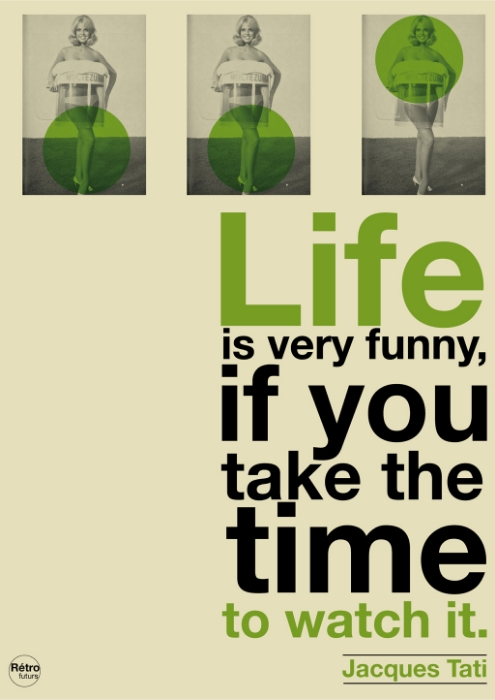 Life is very funny / quote project