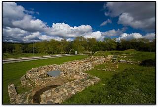 Vil·la romana de can Terrers, la Garriga