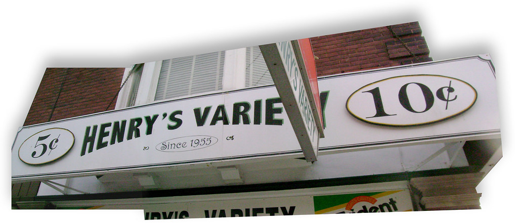 Henry's Variety - 28 August 2008 (The New Sign) merge 4/4