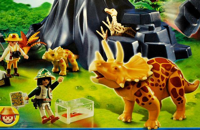 Playmobil flickr photo sharing for Playmobil dinosaurios