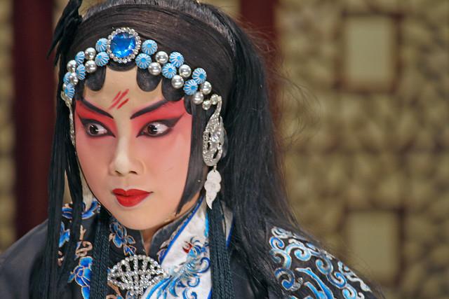 The Peking Opera in Algarve