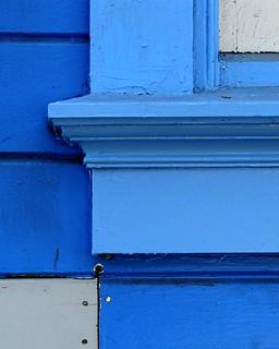 hues of blues