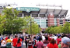 Chelsea v AC Milan in Baltimore