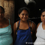 Mother and Entrepreneurial Daughters - Masaya, Nicaragua