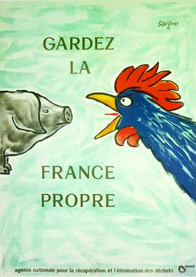 Savignac Gardez La France Propre
