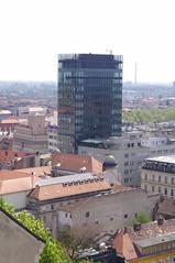 Centar, Zagreb, Croatia, April 2011