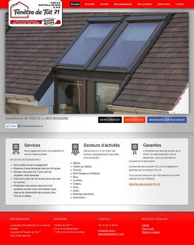 le blog odomia nouveau site fen tre de toit 71 sp cialiste de la fen tre de toit. Black Bedroom Furniture Sets. Home Design Ideas