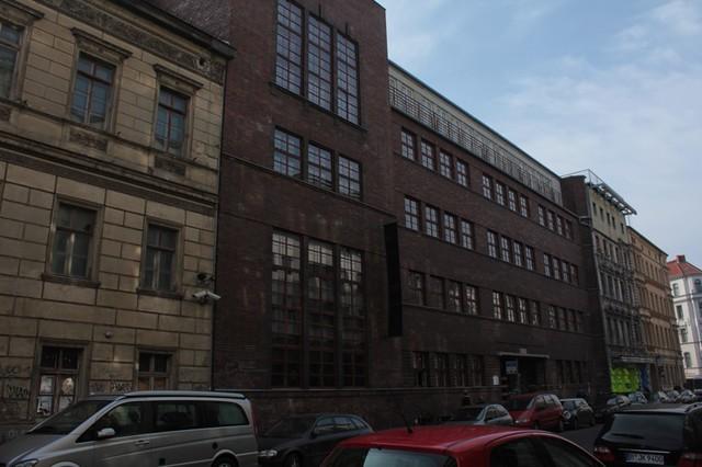 Scuola ebraica oggi galleria d'arte