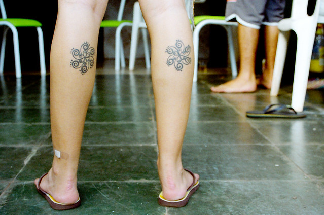 Tattoo band aid e havaianas flickr photo sharing for Band aid tattoo