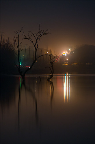 road lake night ray texas jim miller rowlett hubbard