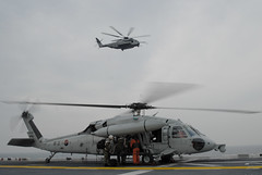 bell uh-1 iroquois(0.0), bell 412(0.0), aircraft(1.0), aviation(1.0), helicopter rotor(1.0), black hawk(1.0), helicopter(1.0), vehicle(1.0), sikorsky s-70(1.0), military helicopter(1.0), air force(1.0),