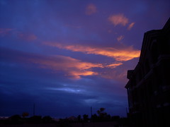 Late Arizona Sunset - Original